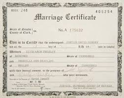 Marriage Certificate Translation