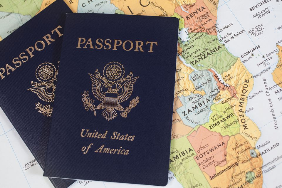 passport translation services