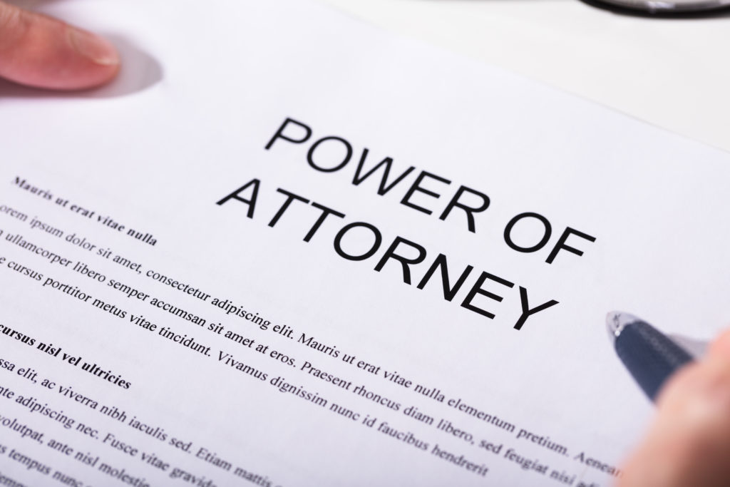 power of attorney translation services