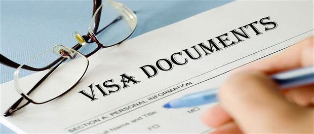 visa document translation